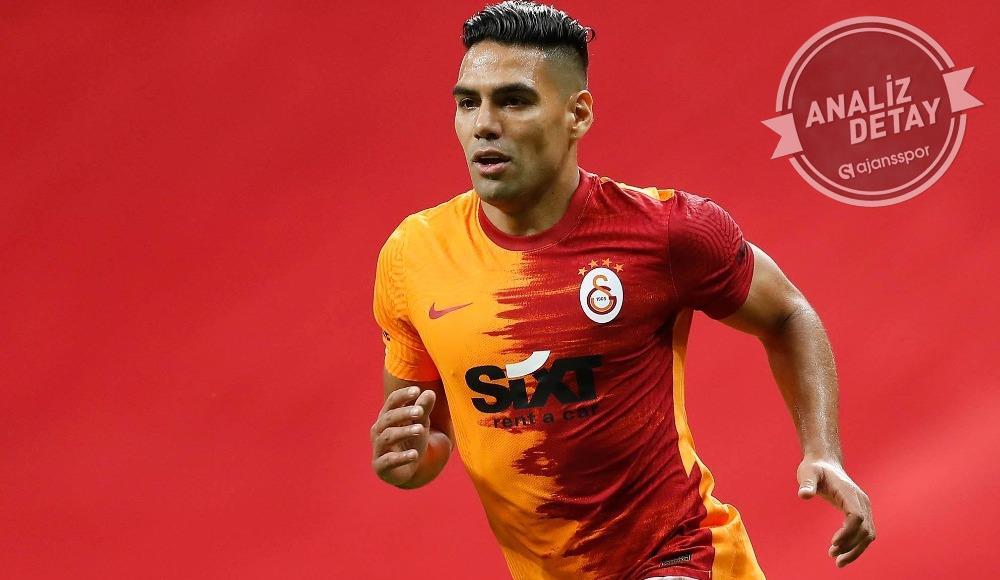 Falcao, Galatasaray'da kaç maç kaçırdı?