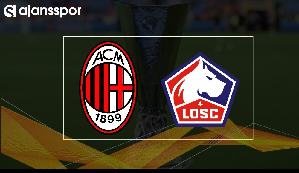 CANLI | Milan - Lille