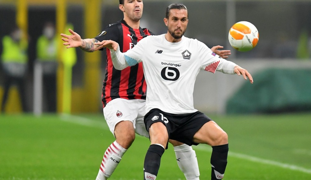 HD canlı maç izle: Lille - Milan