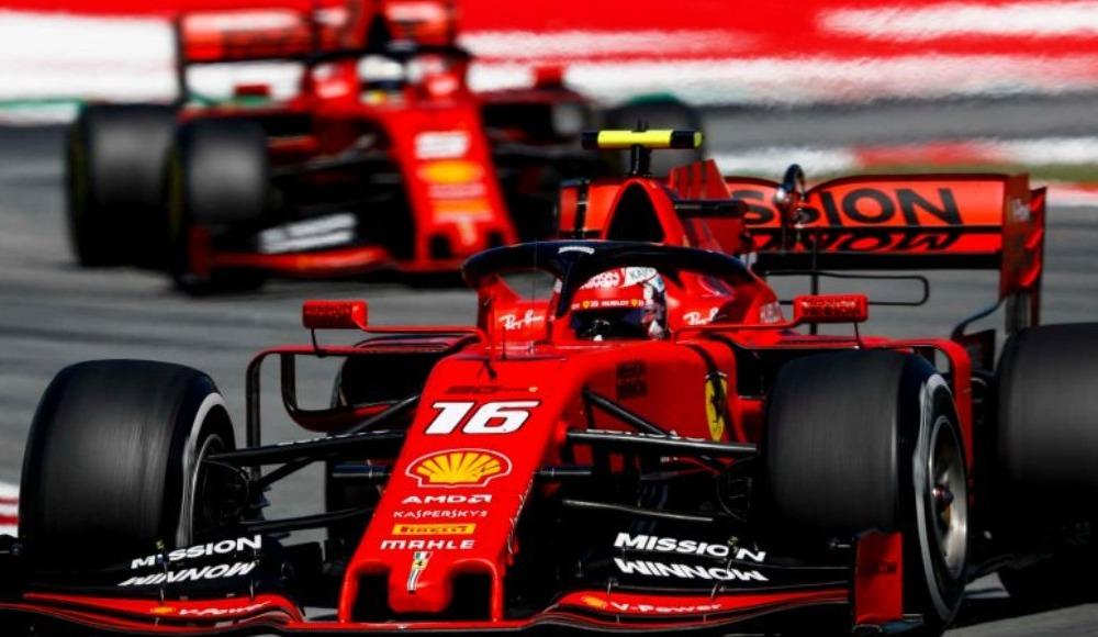 Ferrari, gelecekten umutlu