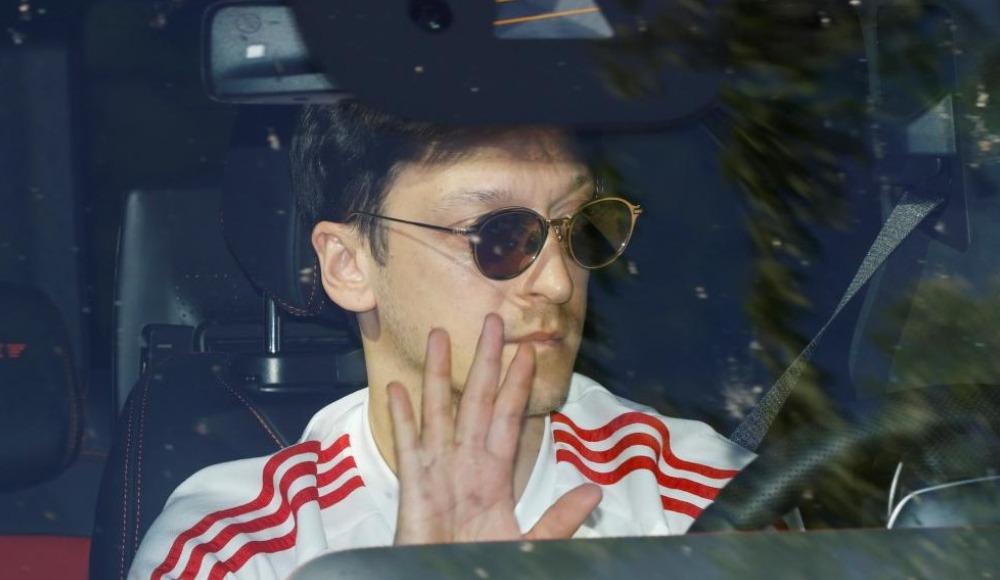 Mesut Özil mahkemelik oldu