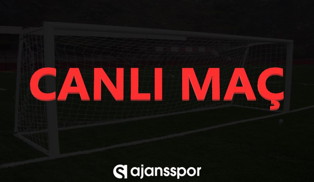 CANLI   Ankaraspor - Bursaspor
