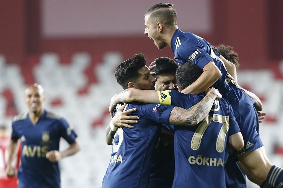 Fenerbahçe, Gençlerbirliği'ne yenilmiyor! Son 37 maçta...