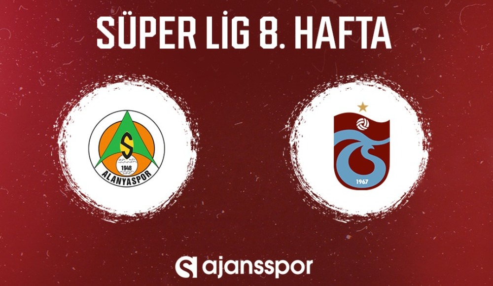 CANLI | Alanyaspor - Trabzonspor