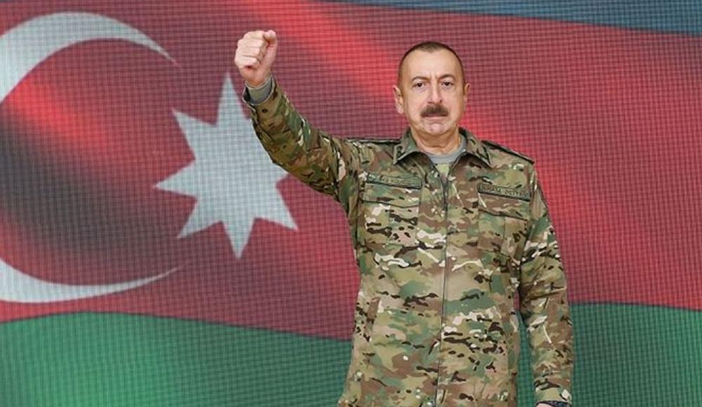 Azerbaycan Cumhurbaşkanı Aliyev açıkladı! 28 yıl aradan sonra Şuşa kurtarıldı!