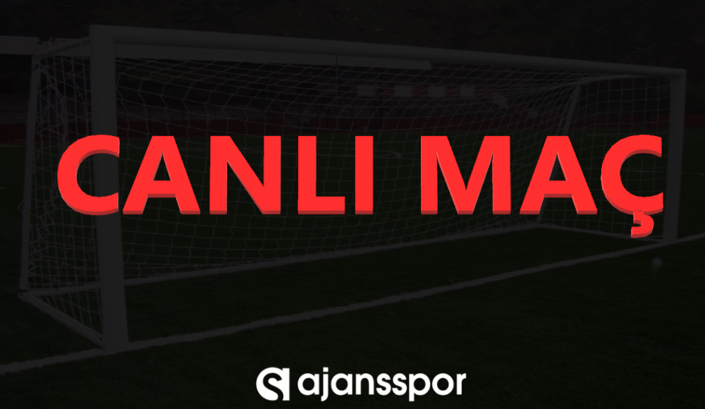 Başakşehir - Gençlerbirliği maçı canlı izle!