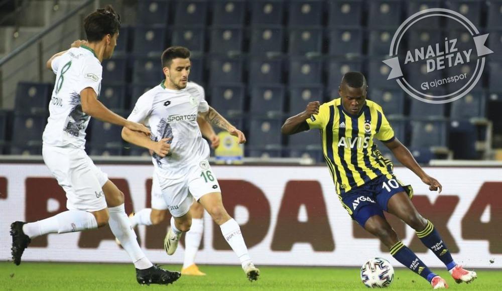 Fenerbahçe Konya'nın pasına değil kendi ortasına yenildi!