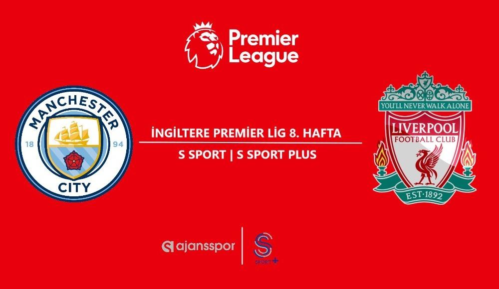 HD canlı maç izle Manchester City - Liverpool