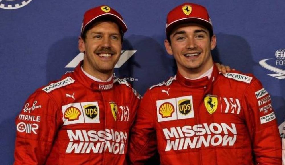 Leclerc: Vettel beni etkiledi