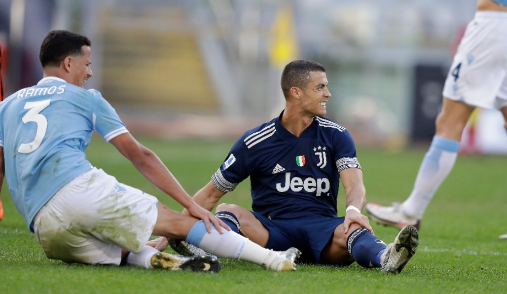 Sen Ronaldo olabilirsin ama ben de Caicedo'yum