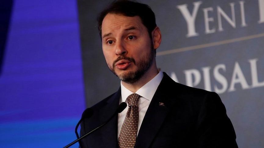 Son dakika Hazine ve Maliye (Ekonomi) Bakanı Berat Albayrak istifa etti mi?  I Bilgiliyorum.com
