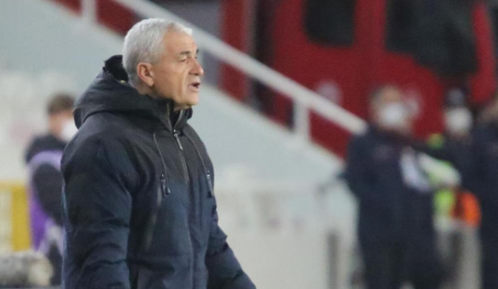 """Çalımbay'dan maçın hakemine eleştiri: ''Sivas hakemler için cennet"""""""