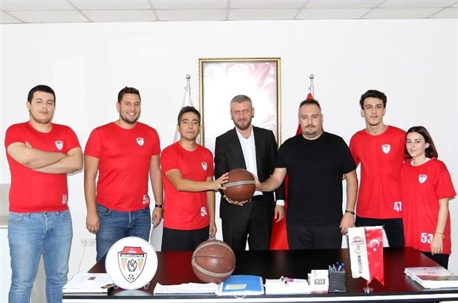 Manisaspor'un ismi artık basketbolda