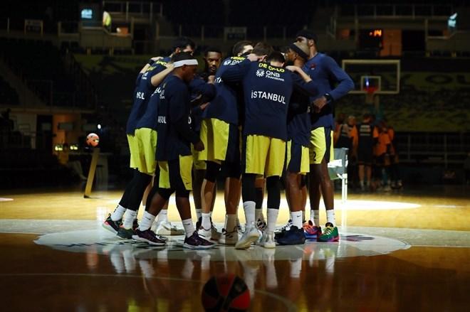 Fenerbahçe Beko, Barcelona'ya konuk olacak