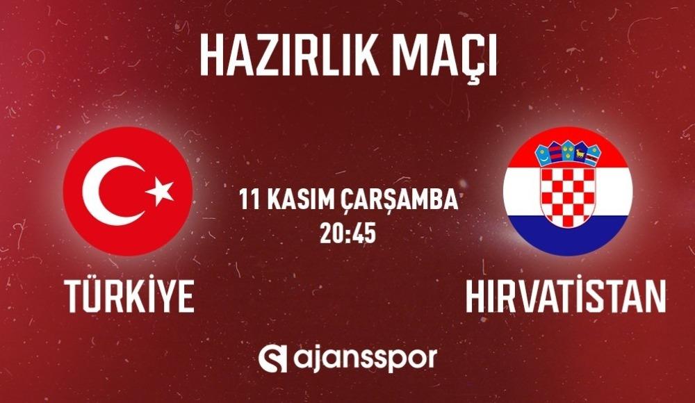 CANLI İZLE | Türkiye - Hırvatistan
