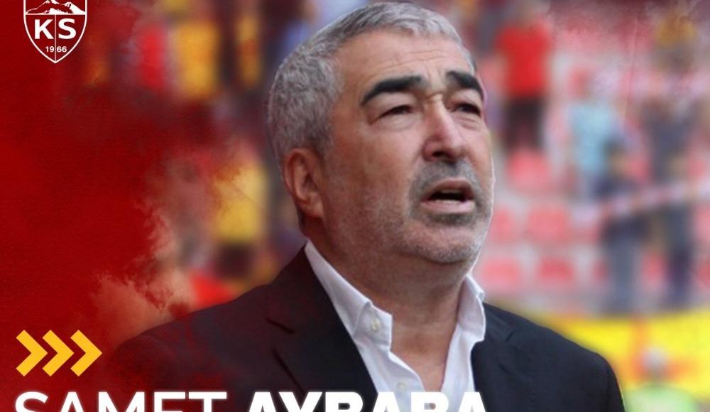 Samet Aybaba, Kayserispor'da