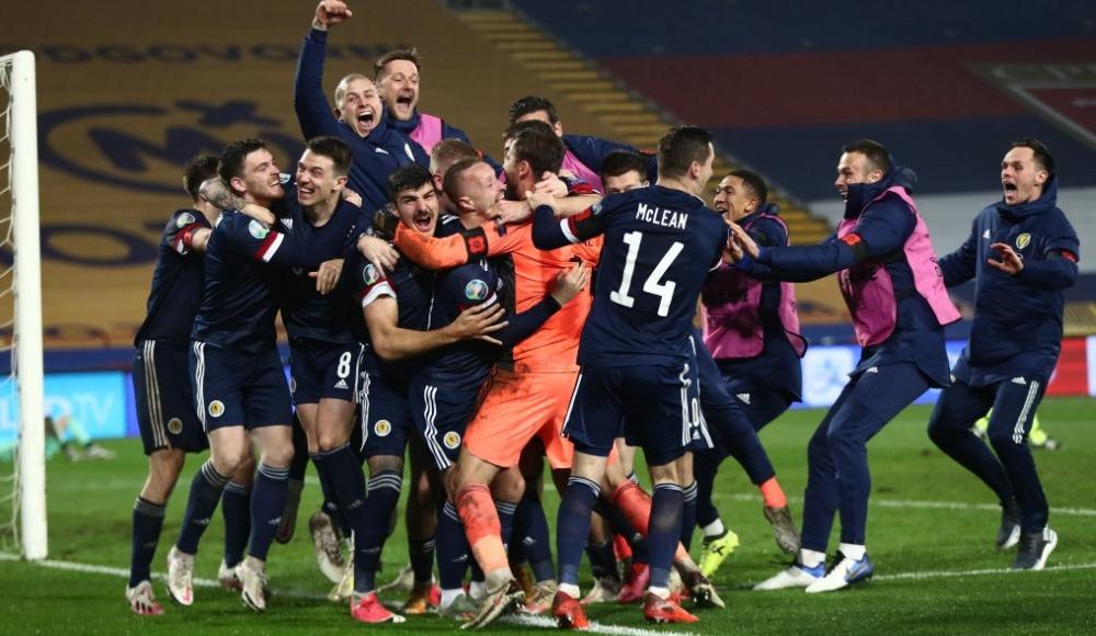 EURO 2020'ye katılacak son ülkeler de belli oldu
