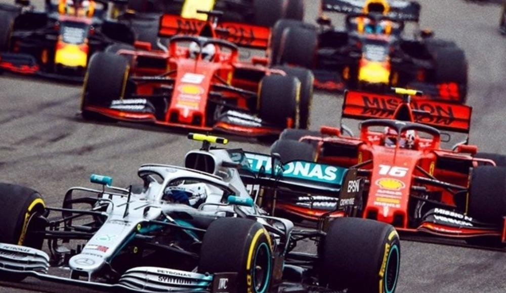 Formula 1 antrenmanları canlı izle!