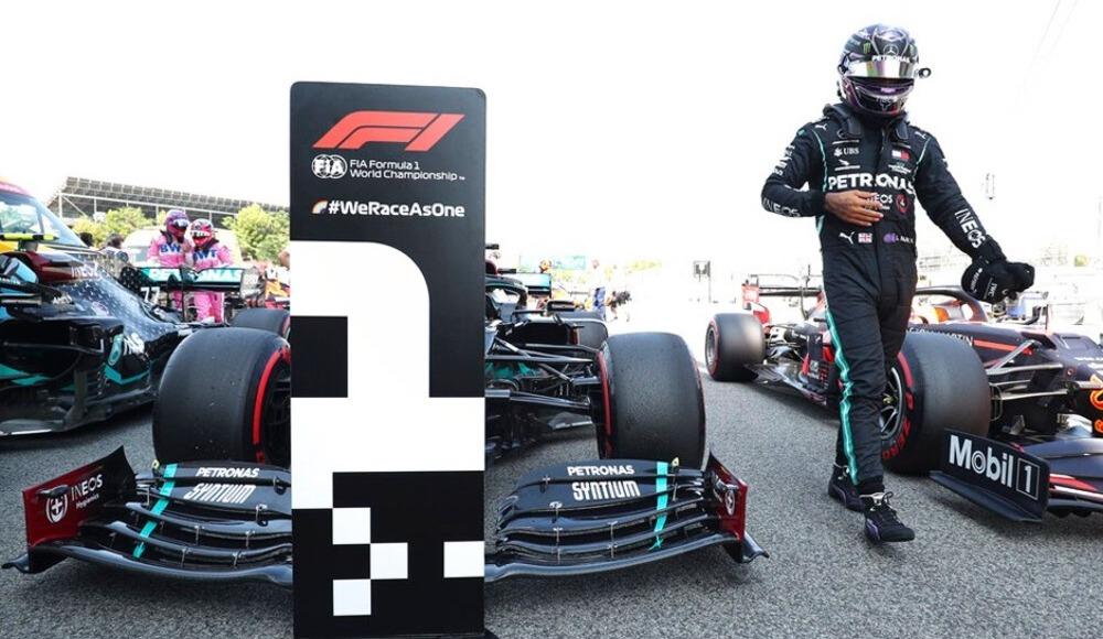 F1 Türkiye Grand Prix'sinde motorlar bugün Pole Pozisyonu için çalışacak
