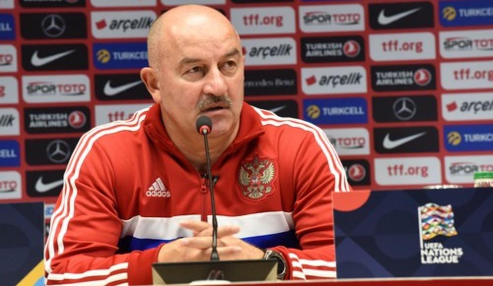 """Stanislav Cherchesov: """"Türkiye'nin güçlü ve yetenekli oyuncuları var"""""""