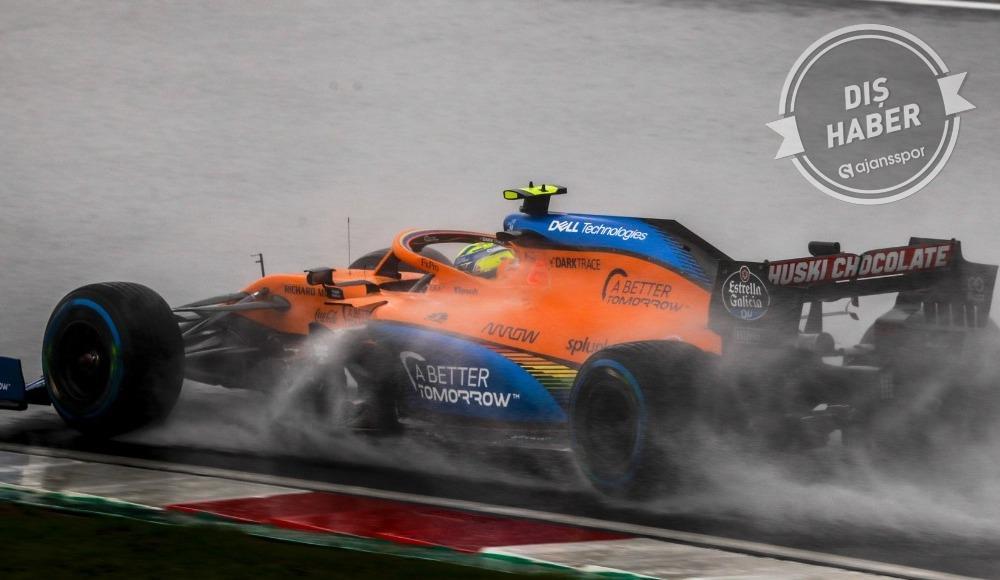 McLaren iyice geriye düştü! Ceza geldi...