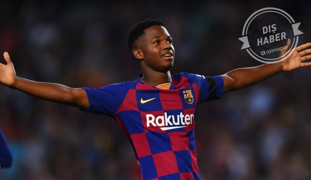 Barcelona, Fati ile uzatacak! 400 milyon Euro...