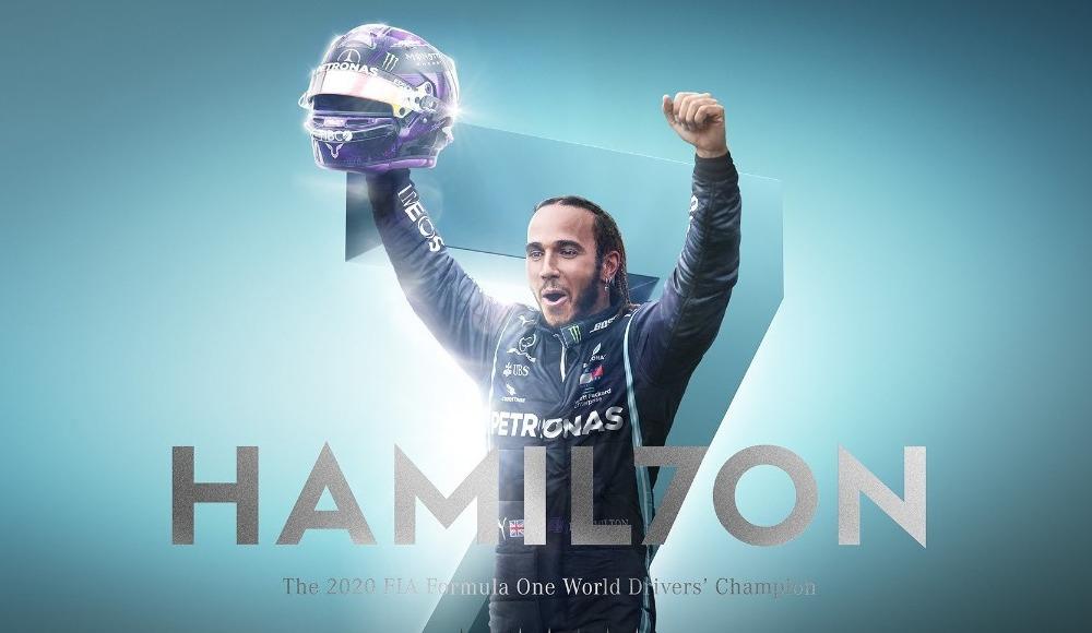 """Lewis Hamilton: """"Türkiye'yi seviyorum!"""""""