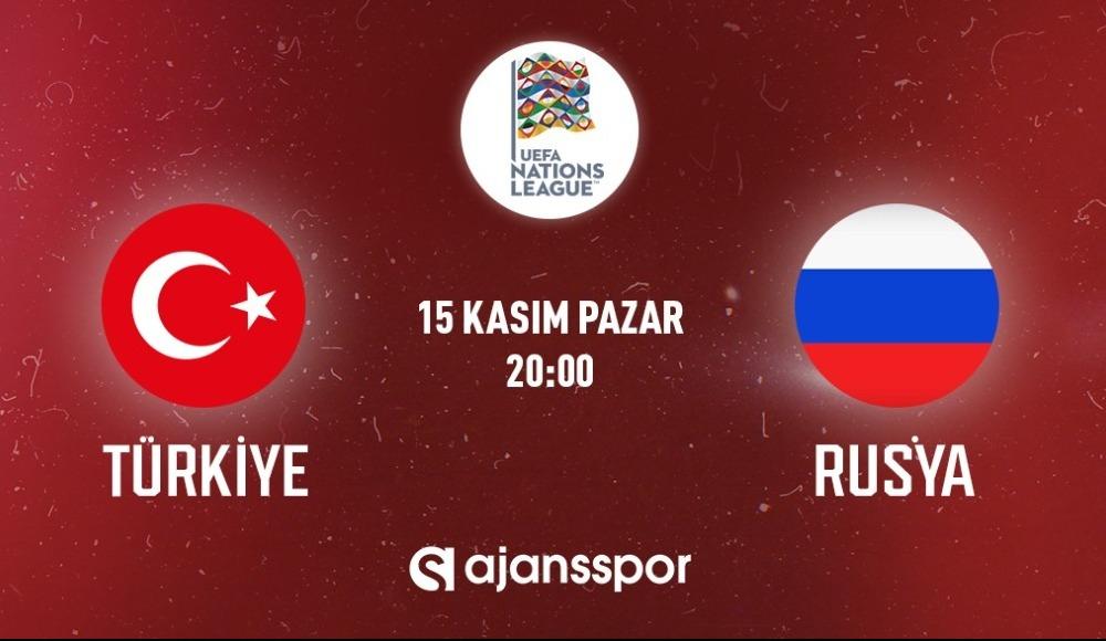 CANLI İZLE | Türkiye - Rusya