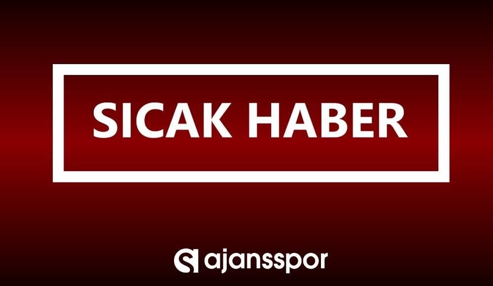 Türkiye - Rusya maçında kırmızı kart çıktı