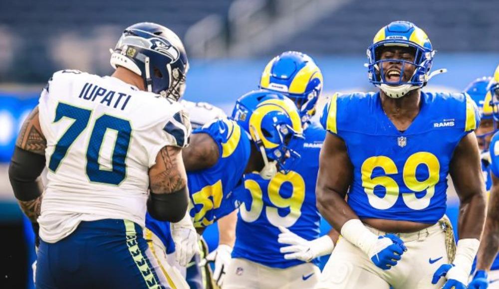 Los Angeles Rams'ten Seattle'a geçit yok