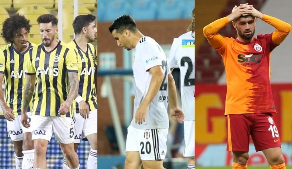 BJK, FB, GS son hafta hükmen yenilip şampiyonluğu kaybedecek!