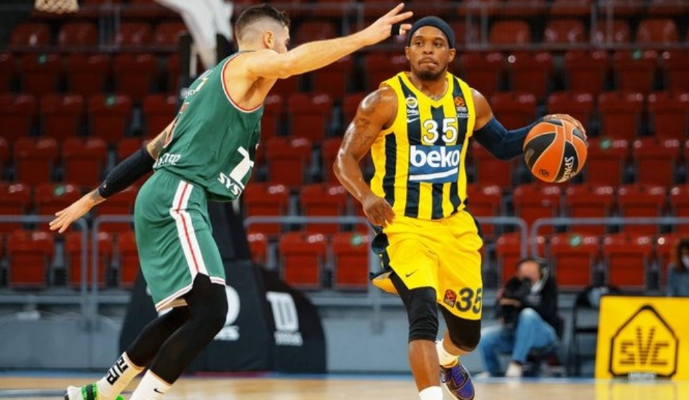Fenerbahçe Beko Baskonia'ya farklı yenildi!