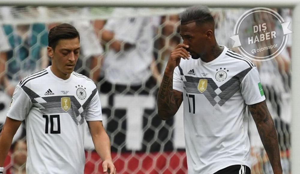Mesut Özil'den Almanya milli takımına 6-0 göndermesi!