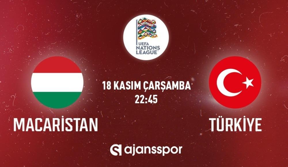 CANLI İZLE   Macaristan - Türkiye