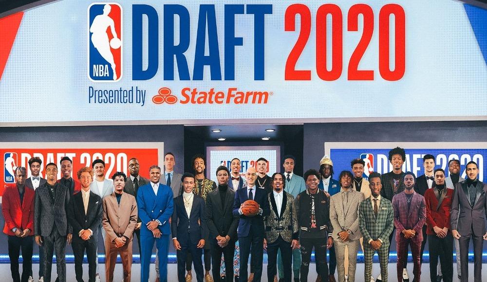 2020 NBA Draft'ta seçimler belli oldu! İşte tüm seçimler...