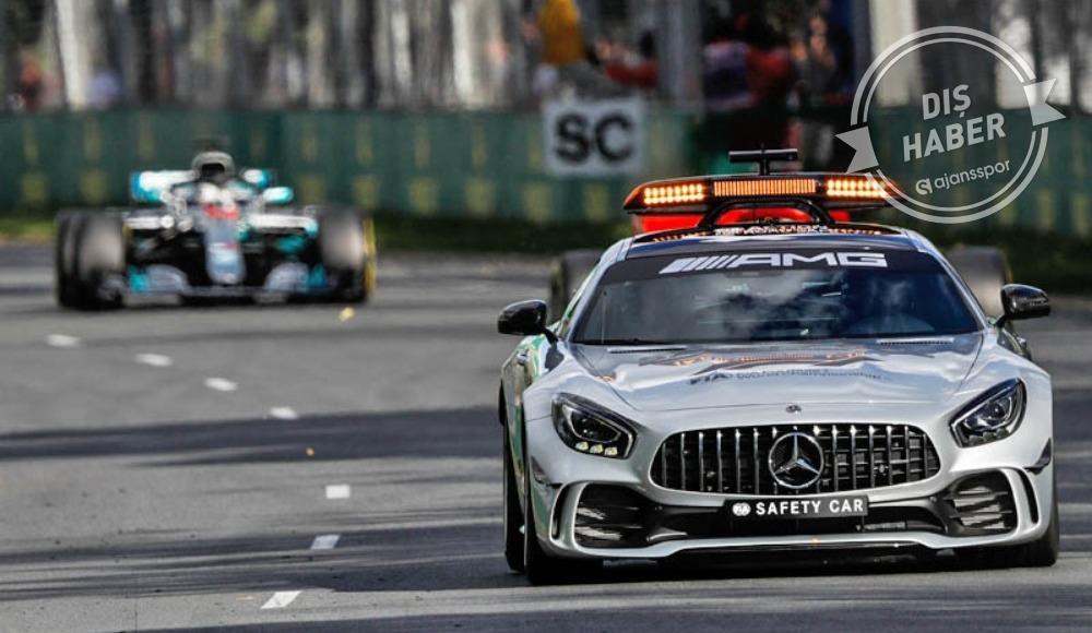 Formula 1'in yeni güvenlik aracı Aston Martin