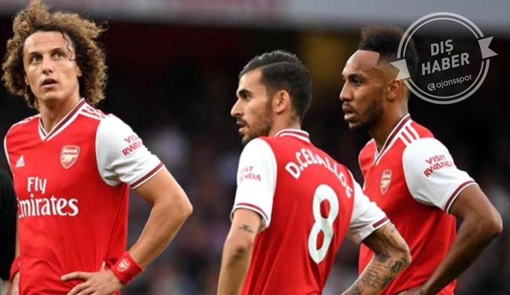 Arsenal antrenmanında kavga mı çıktı?