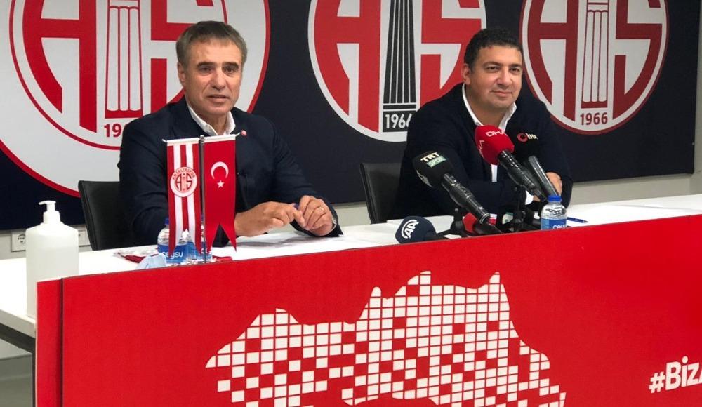 """Ersun Yanal: """"Kulüpler borç içinde"""""""