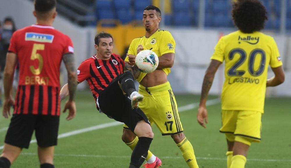 HD canlı maç izle: Gençlerbirliği - Fenerbahçe