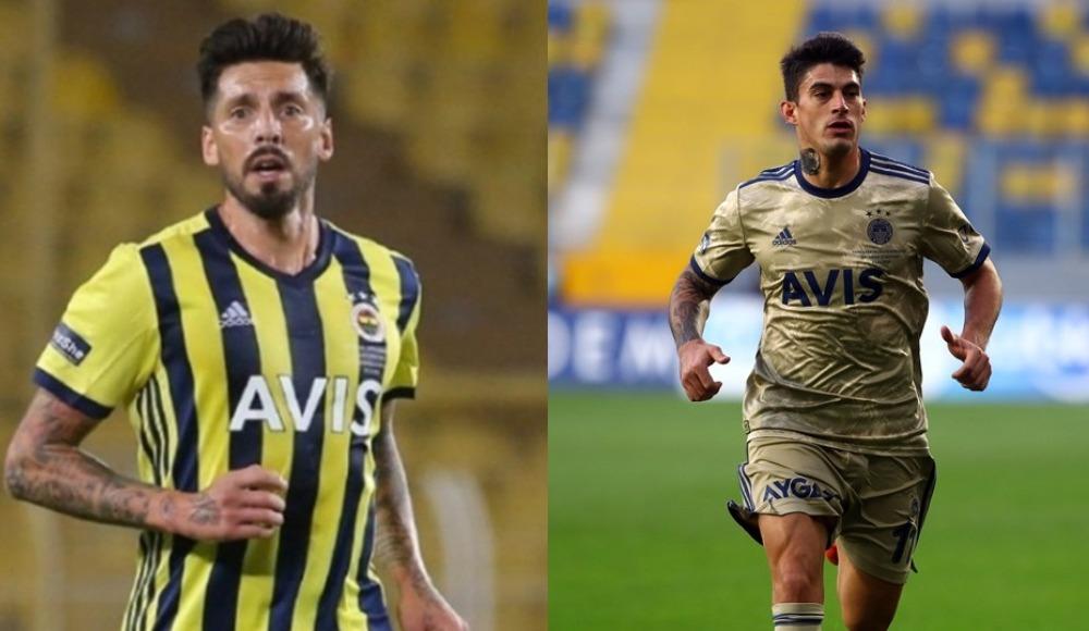 Fenerbahçe tango yapıyor: Perotti ve Sosa...