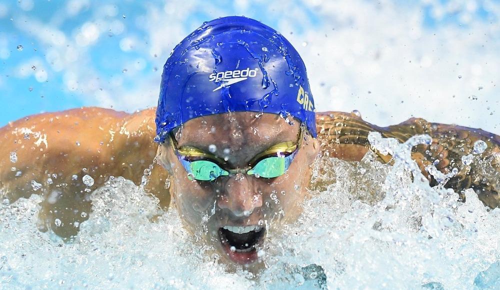 ABD'li yüzücü Caeleb Dressel, 2 dünya rekoru kırdı