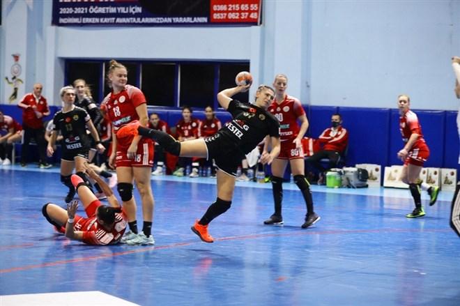 Kastamonu Belediyespor, yoluna EHF Avrupa Ligi gruplarında devam edecek