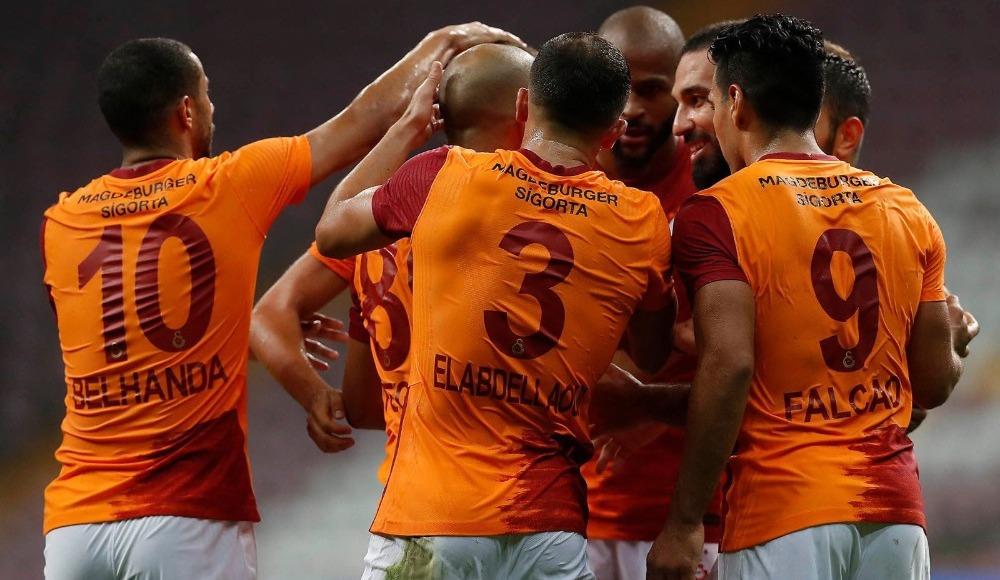 Cimbom'dan Kayseri ağlarına 71 gol