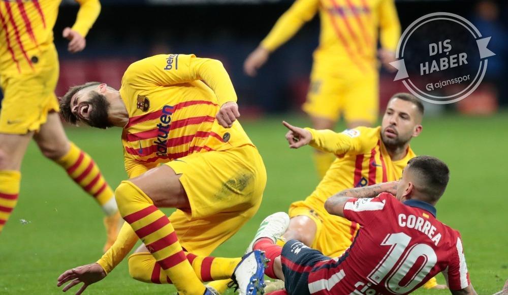 Barcelona'da Gerard Pique şoku yaşanıyor!