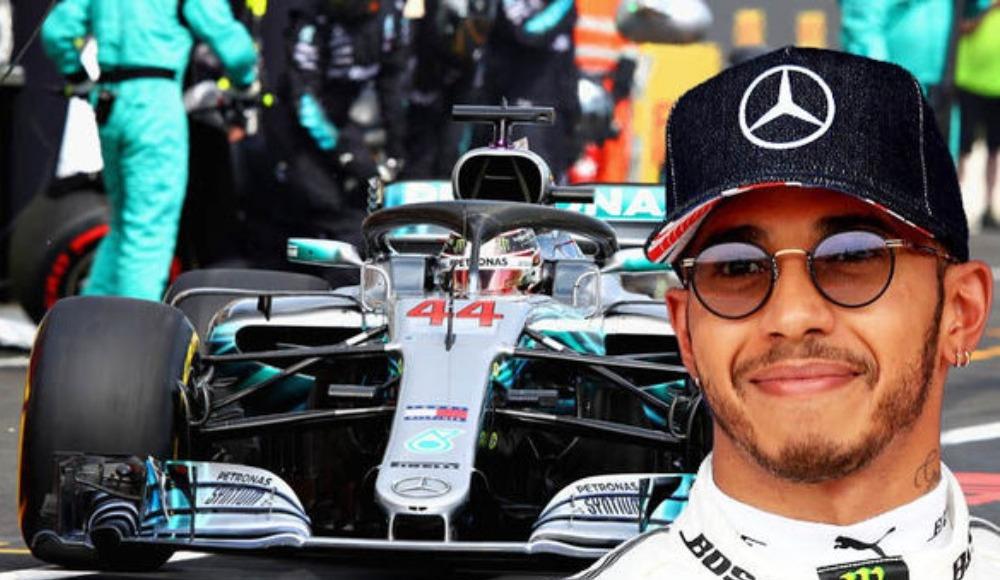 """Hamilton: """"Türkiye GP, benim kalitemi ortaya koydu"""""""