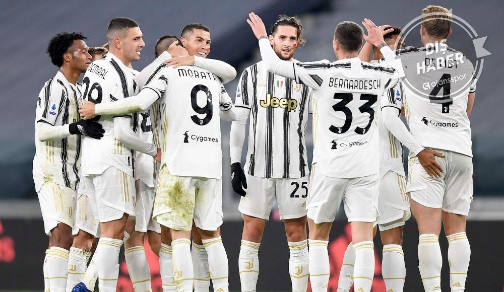 Cristiano Ronaldo, Juventus'tan ayrılıyor mu? Resmi açıklama