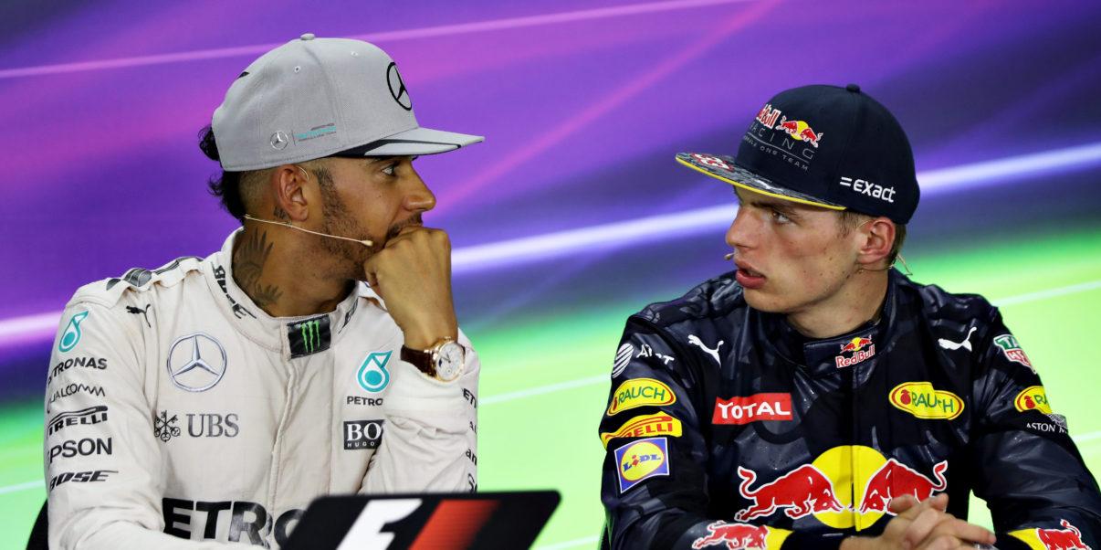 Red Bull pilotu Verstappen, Lewis Hamilton'a katılmıyor