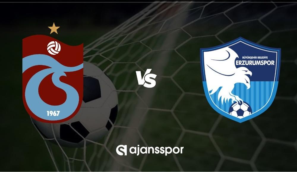 Trabzonspor - BB Erzurumspor maçı canlı izle!