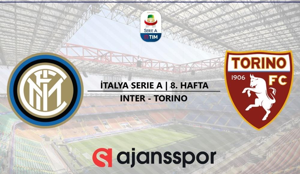 CANLI İZLE | Inter - Torino