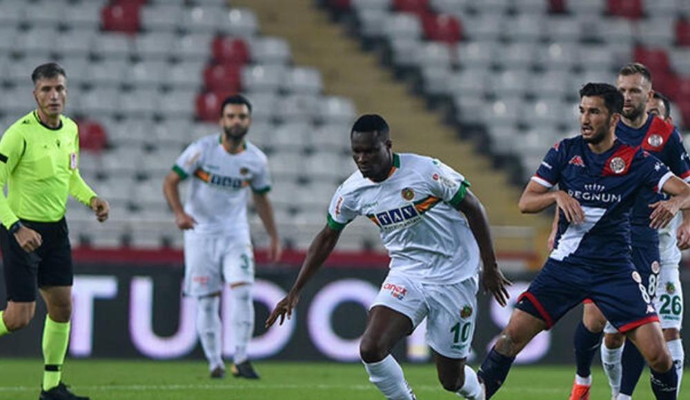ÖZET İZLE | Antalyaspor 0-2 Alanyaspor maç özeti izleyin